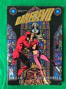 Daredevil: Born Again TPB Frank Miller David Mazzucchelli 1987 Marvel (T 2991)