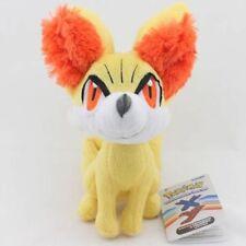 Cute Pokemon Fennekin Plush Doll Figure Toy Stuffed 8 Inch Xmas Gift US Ship