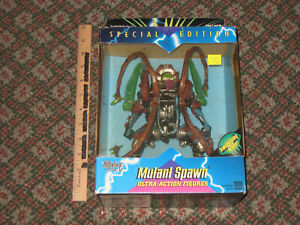 TODD MCFARLANE'S SPAWN SPECIAL ED ACTION FIGURE OF MUTANT SPAWN - NEW!