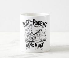 Rat & Rodent Coffee Mug rockabilly psychobilly guana batz meteors king kurt