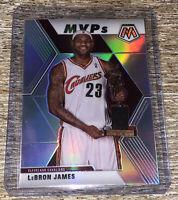 2019 Lebron James Panini Mosaic MVP Silver Prizm #298  SP 💥READ💥