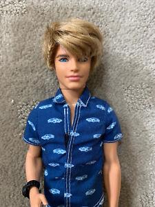 Mattel Fashionista Ken Doll In Clothes #2