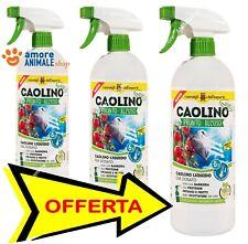 CAOLINO Pronto Uso Spray → 1000 ml - Corroborante Potenziatore Difese Naturali