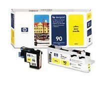 HP Cabezal de impresión Designjet 4000 4020 4500PS/ C5057A nr. 90 Amarillo