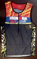 Ironman Lake Placid 70.3 Men's Zoot Tri Top X-Large New W/Tags