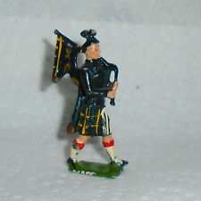 "Vintage Lead Britains ""Scottish Bagpipe Player"" Near Mint Cond. Free Shipping"