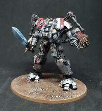 warhammer 40k Pro painted nemesis dreadknight Grey knights