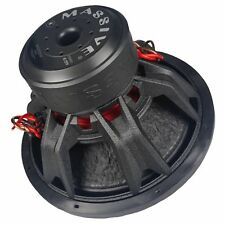 MASSIVE AUDIO SUMMOXL154 15 Inch 3000W SUMMO SERIES Dual 4 Ohm Car Subwoofer