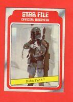 1980 Topps Empire strikes Back Boba Fett  Pack Fresh