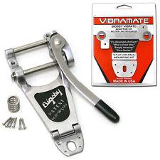 Bigsby B7 Vibramate V7 Kit Vibrato Aluminum Tremolo (Gibson Les Paul)