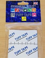 Stormsure Tuff Tape Flexible Adhesive Clear Repair Strips 1m X 75mm Strip