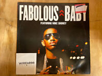 "Fabolous Featuring Mike Shorey - Baby (12"" Vinyl, Maxi, Promo)"