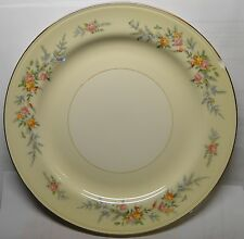 "Homer Laughlin Eggshell Nautilus Ferndale Dinner Plate 9 7/8"" 2nd Quality"