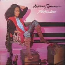 """LP 12"""" DONNA SUMMER-THE WANDERER GEFFEN"""