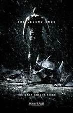 THE DARK KNIGHT RISES Poster Movie (Bane) BATMAN (27 x 40) Tom Hardy