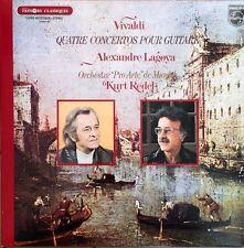 Alexandre Lagoya & Orchestre Pro Arte De Munich Vivaldi 4 Concertos Pour Guitare