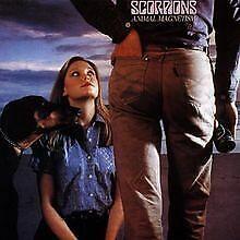 Animal Magnetism von Scorpions   CD   Zustand gut