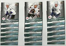 2011-12 Upper Deck EA Ultimate Team - Complete Set - 15 Cards