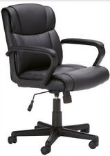 Office Chair Black Comfortable Ergonomic Fully Adjustable Dual Wheel B00IFHPVEU