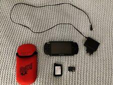 Sony Playstation Portable - PSP 3004 Handheld-Spielkonsole
