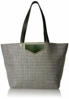 Calvin Klein Sophia Extra Large Raffia Tote Shoulder Bag Purse  MSRP $178