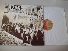 LP Ethno NCCP/NUOVA COMPAGNIA DI CANTO POPOLARE-same (12) canzone EMI ITALIANA
