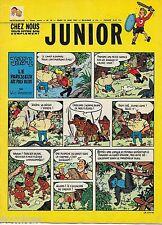 Junior (Supplément à Chez Nous) - N°24 - 1967 - BE