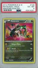 Pokemon Dragons Exalted Rayquaza 128/124 PSA 6