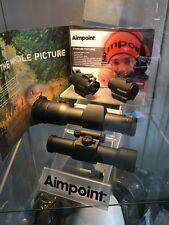 Aimpoint micro H2  With Weaver Rail Genuine NIB