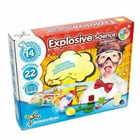 Science 4 You Explosive Science Educational STEM Experiment Kits for Kids Aged