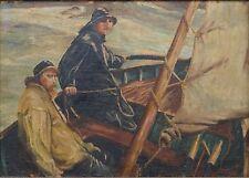 """H.Herrmann,wohl Hans HERRMANN (1858-1942)) """"Fischer i (242/12115)"""