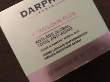 DARPHIN PARIS ~ STIMULSKIN PLUS TOTAL ANTI AGING FIRMING CREAM  1.7 OZ BOXED NEW