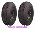 (2) New 21x7-10 21-7-10 GBC XC-Racer Front 6-Ply Sport ATV Tires
