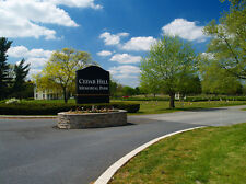 Two Deeded Burial Spaces (Lawn Crypts) @ Cedar Hill Memorial Park, Allentown, PA