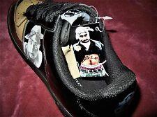 Makaveli #2pac REDEMPTION #AllEyezOnMe size 13 sneakers #Tupac Demetrius Shipp