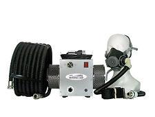 Supplied fresh Air Respirator breathing half 1/2 mask