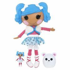 2013 Lalaloopsy Mittens Fluff N Stuff Full Size Doll & Pet & Bonus Mini Doll NEW
