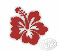18 Large Hibiscus Flower Car Wall Bedroom Nursery Stickers