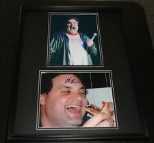 Artie Lange Signed Framed 16x20 Photo Set AW Dirty Work Howard Stern Show Mad TV