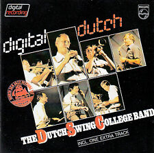 THE DUTCH SWING COLLEGE BAND - DIGITAL DUTCH / CD (PHILIPS/PHONOGRAM B.V. 1983)