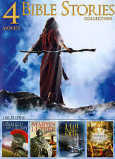 Bible Stories Collection, Volume 2  (DVD, 2013) 4 Features on one disc