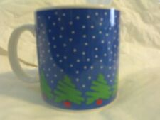 Dayton Hudson 1989 Christmas Tree Mug, New