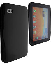 Housse SoftyGel noire Glossy pour Samsung Galaxy Tab