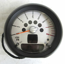 Genuine Used MINI Rev Revolution Counter for R56 R55 R57 R58 R59 & LCI - 9260579