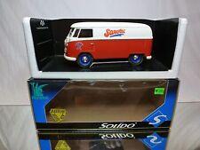SOLIDO 9405 VW VOLKSWAGEN T1 BUS SAROTTI - RED VANILLA 1:18? - NEAR MINT IN BOX