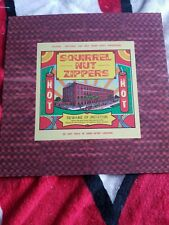 Squirrel nut zippers Poster Flat