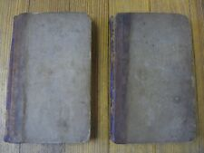 Anastasius, or Memoirs of a Greek, 1st US Ed, T. Hope,2V, Pub;Van Winkle NY 1820