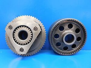 Porsche 911 964 Carrera 4 OEM G64 Planet Gear Carrier & Sun Gear Assembly