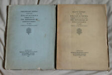 EXCAVATIONS in The HIPPODROME of CONSTANTINOPLE 1927-British Academy reports