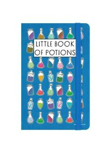 Notebook A Special Little Book Of Potions A6 Blue 9x14cm